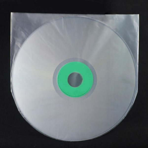 Anti-static Record Sleeves