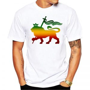 Lion Of Judah Rasta Reggae