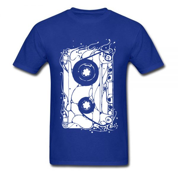 Vintage Cassette Graphic T-Shirt