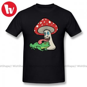 Mushroom Licking Toad T-Shirt